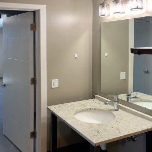 Modern Living Milwaukee - bathroom